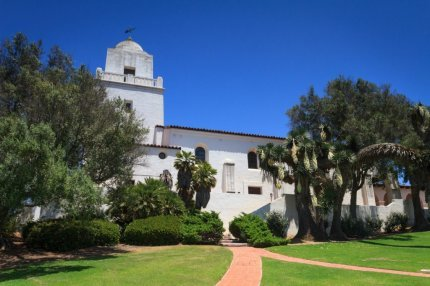 Photo of the Junipero Serra Museum by Gary J. Wood (Flickr/CC 2.0)