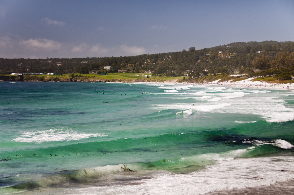 Photo of Carmel-by-the-Sea by J Klinger (Flickr/CC 2.0)