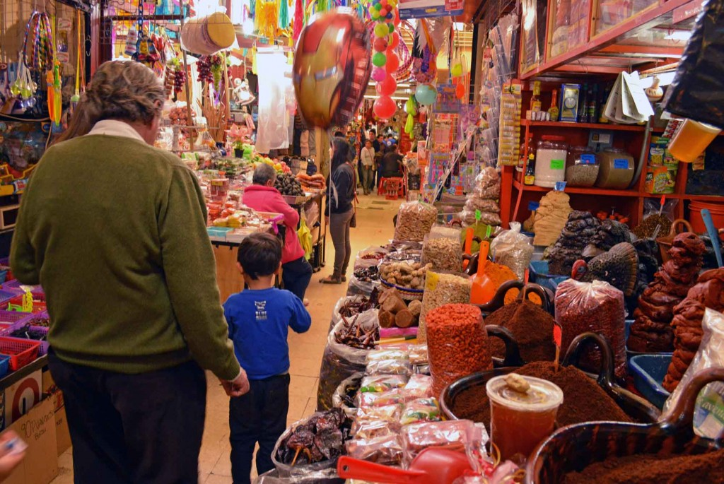 The Bazar Artisanal Mexicano  probably sells everything you can imagine